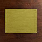 Grasscloth Green Placemat