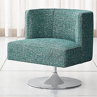 Swivel Seat Chairs Crate And Barrel