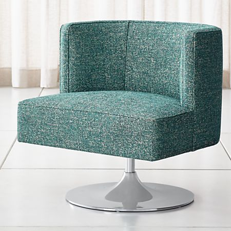 Miraculous Grayson Swivel Chair Andrewgaddart Wooden Chair Designs For Living Room Andrewgaddartcom