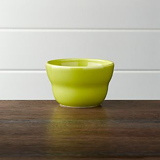 "Green 4"" Bowl"