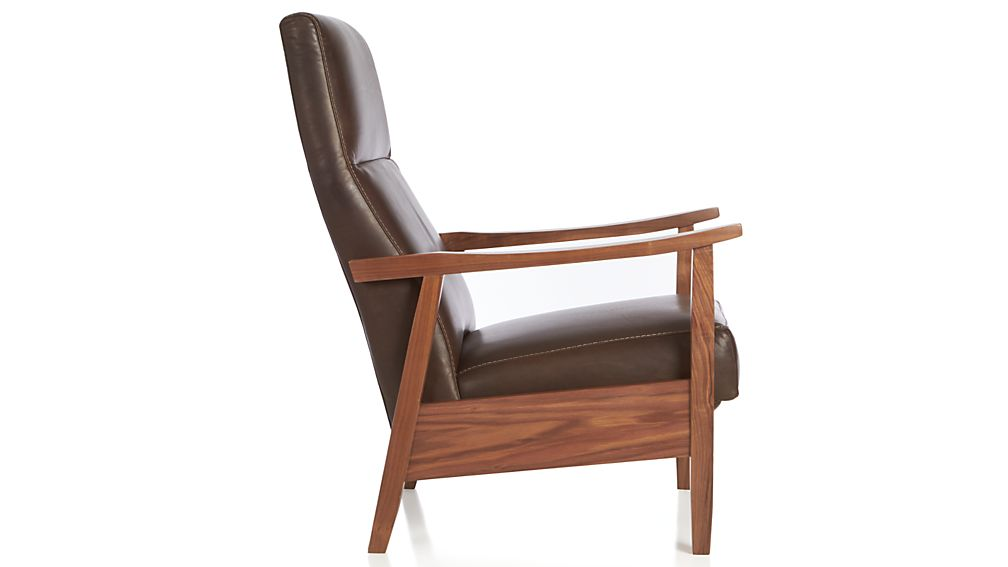 Greer Leather Recliner
