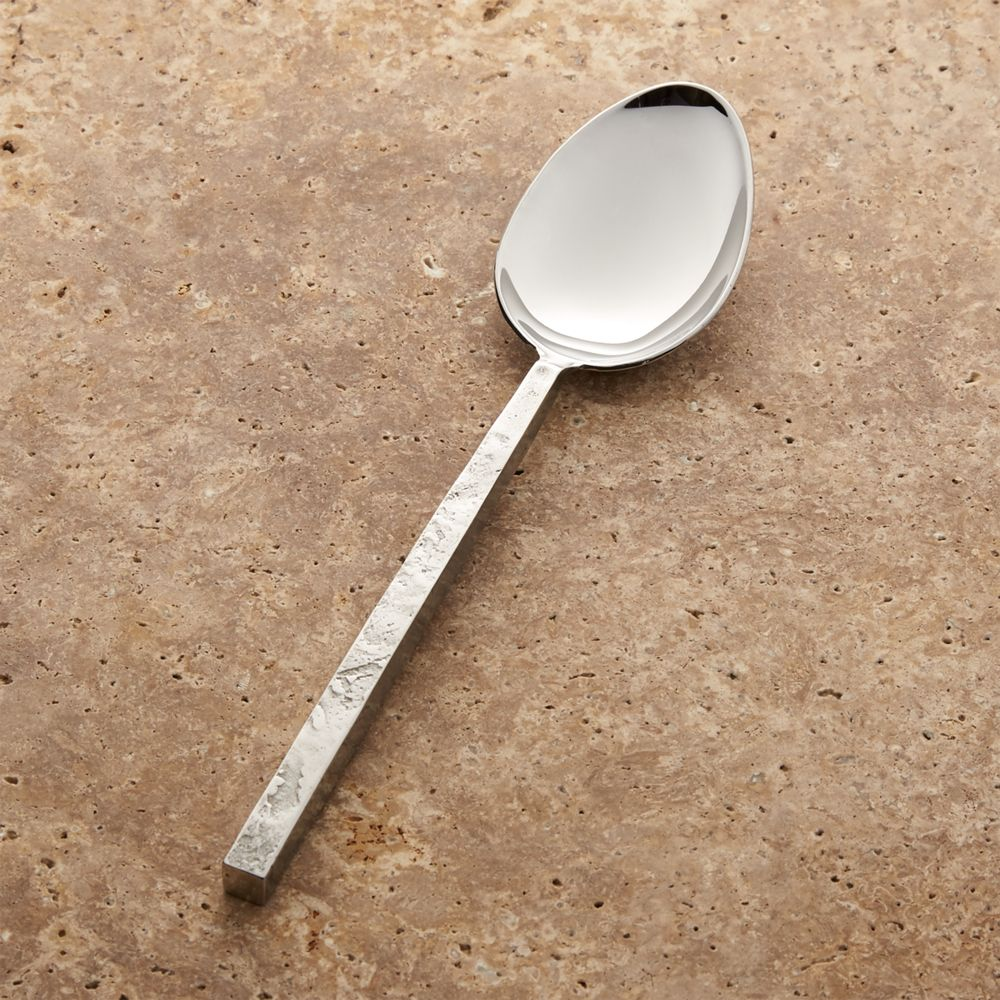 Greyson Serving Spoon - Crate and Barrel