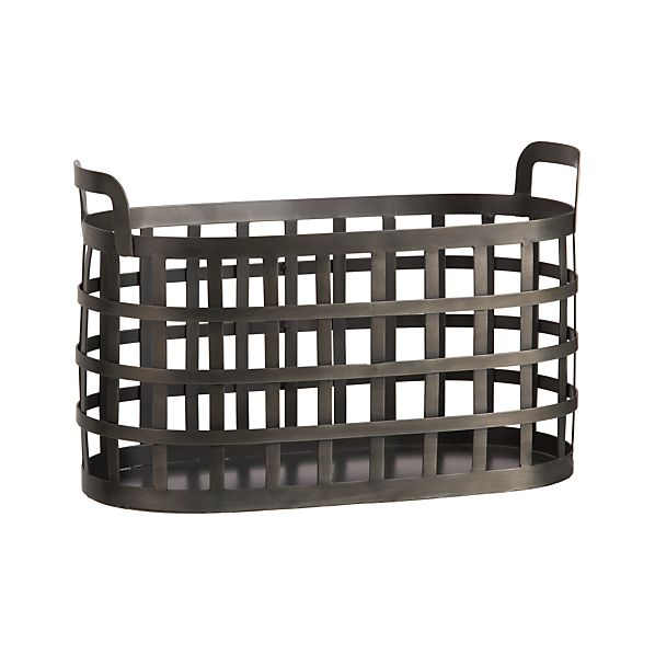 Grid Magazine Basket