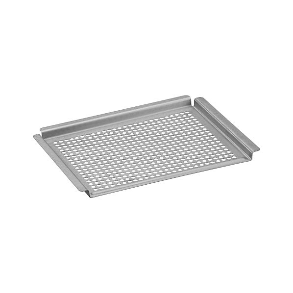 Brushed Stainless Steel Grill Grid