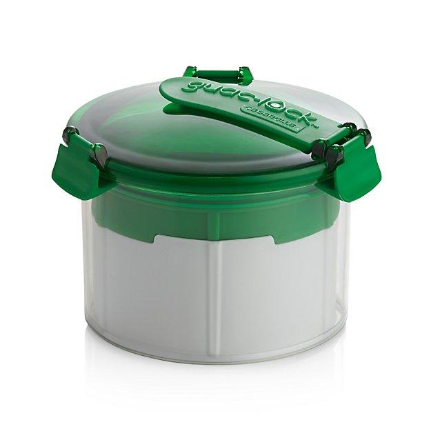 Guac-Lock ™ Guacamole Storage Container
