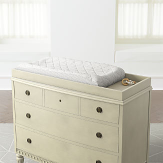 Gustavian Changing Table Topper