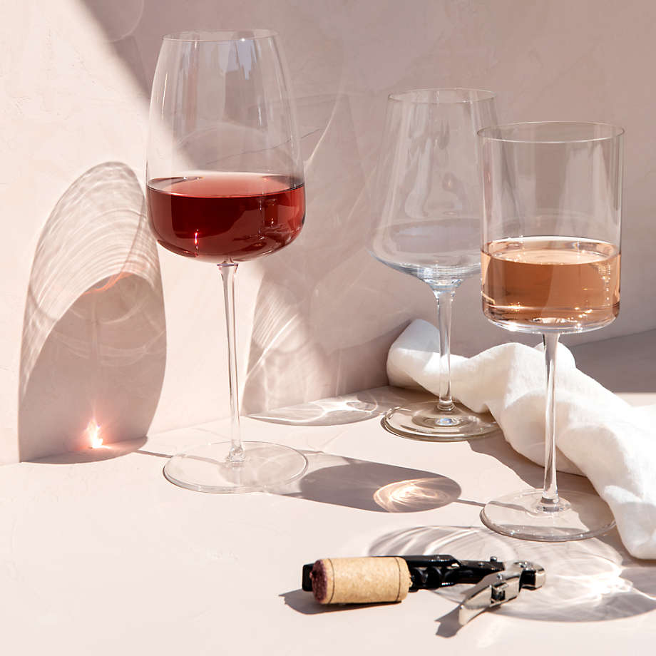 Viewing product image Edge Wine Glasses