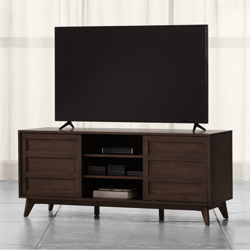 White floating media console cool full size of console White media console