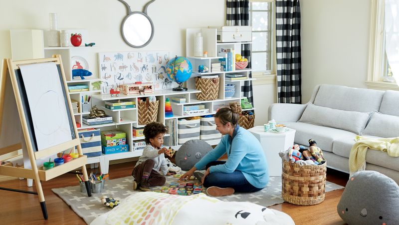 crate and barrel kids furniture
