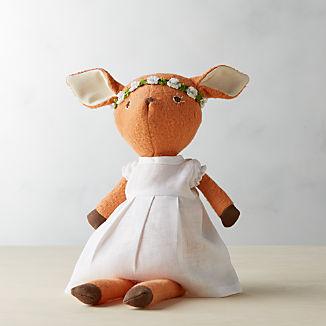 Hazel Village Organic Phoebe Fawn Doll