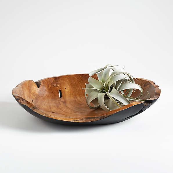 Purposeful Baskets Hand Made Decorative Bowl Tray Centerpiece Maze