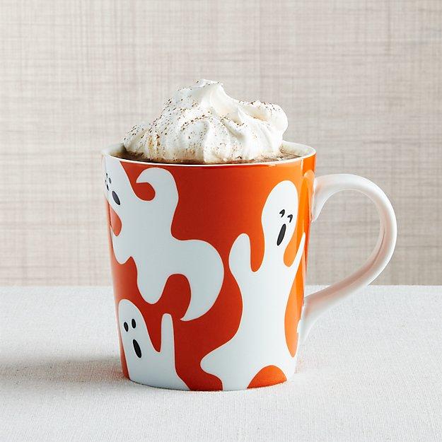 Halloween Ghost Mug