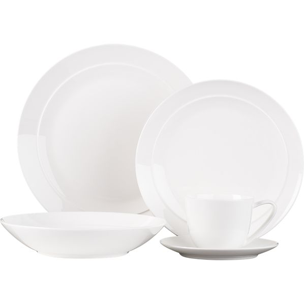 Halo 5-Piece Place Setting