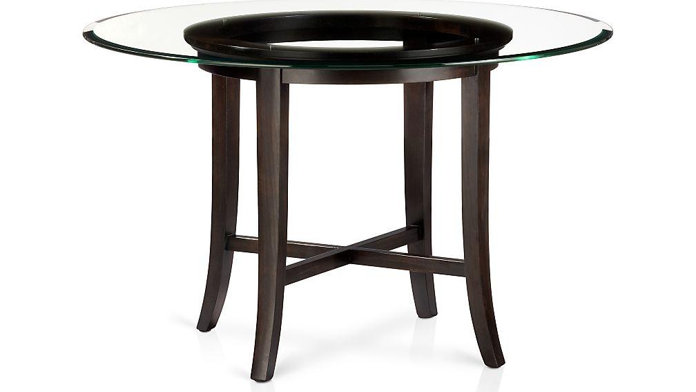 Ebony Dining Table Base