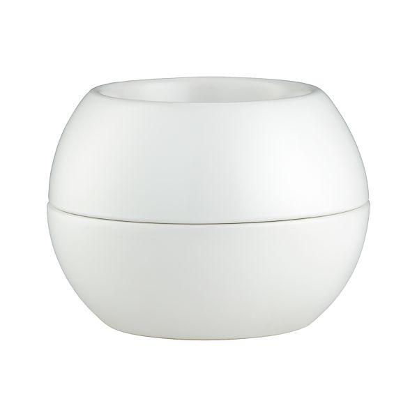 Halo Round Pot-Saucer