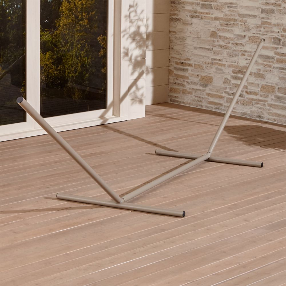 Hammock Stand - Crate and Barrel