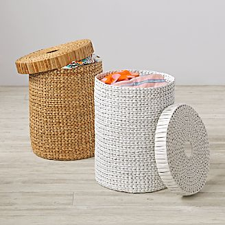 Wicker Hamper Kids
