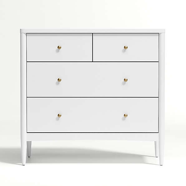 5 Drawer Dressers Chests Crate And Barrel