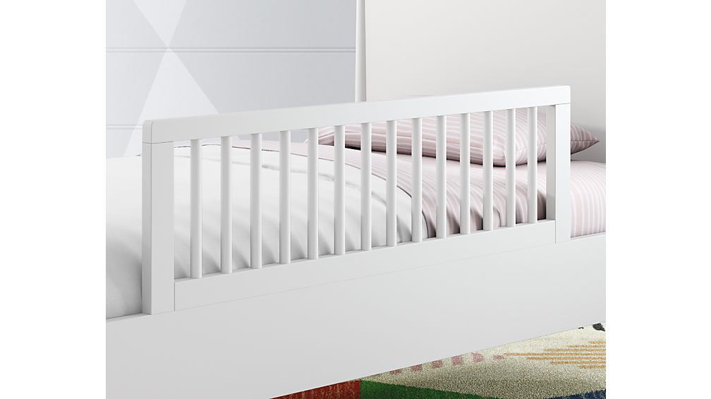 Hampshire White Arched Twin Bed Reviews Crate And Barrel