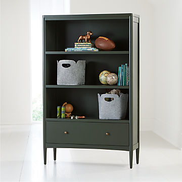 Excellent Kids Bookcases And Bookshelves Crate And Barrel Download Free Architecture Designs Jebrpmadebymaigaardcom