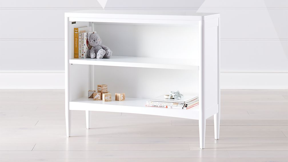 Hampshire Small White Bookcase Reviews