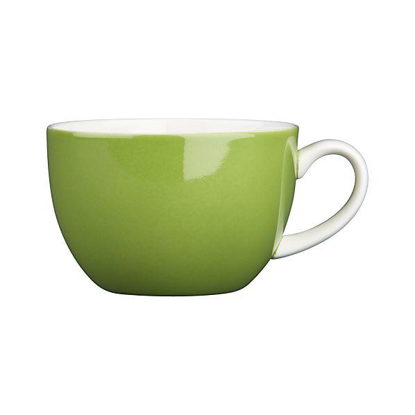 Hamptons Green Cup