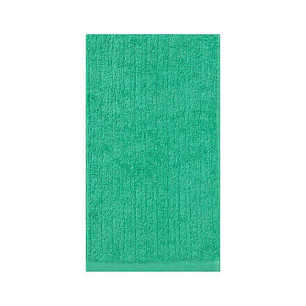 Ribbed Seaglass Hand Towel