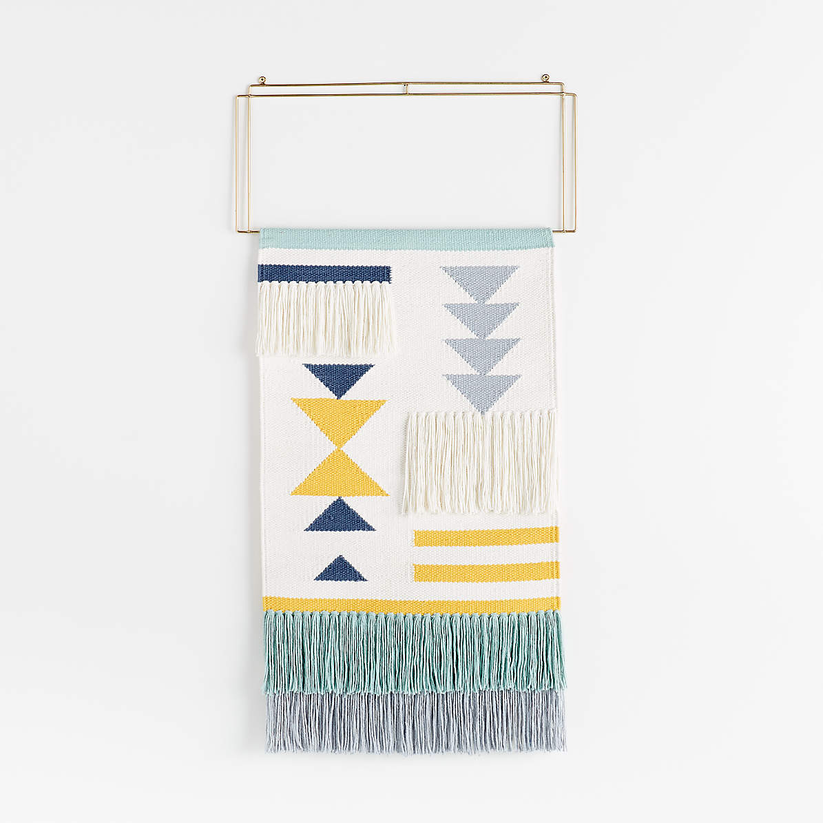 Hanging Woven Wall Decor Reviews Crate And Barrel Canada