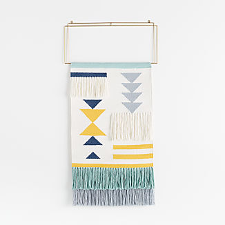 Hanging Woven Wall Decor