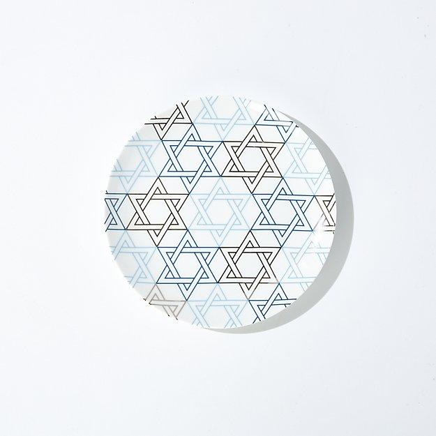 Hanukkah Plate - Image 1 of 5