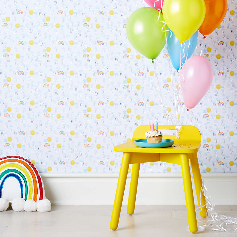 happy day removable wallpaper