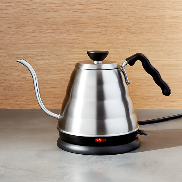 Hario V60 Buono Power Kettle Reviews Crate And Barrel