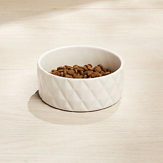 Harlequin Small Dog Bowl