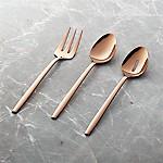 Harper 3-Piece Copper Serving Set