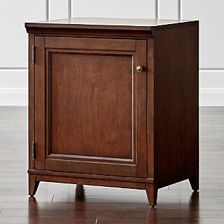"Harrison 24"" Cognac Base Cabinet with Door"