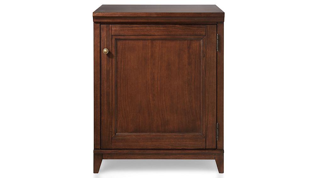 """Harrison 24"""" Cognac Base Cabinet with Door"""