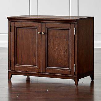 "Harrison 36"" Cognac Base Cabinet with Doors"