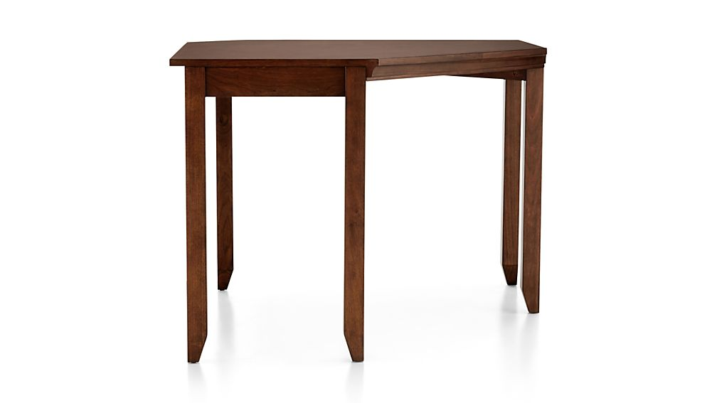 Harrison Cognac Modular Corner Desk