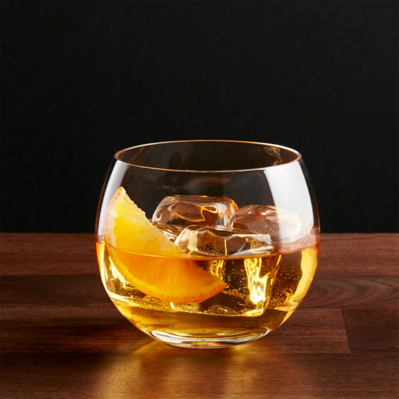 Harry rocks glass reviews crate and barrel for Copas para whisky