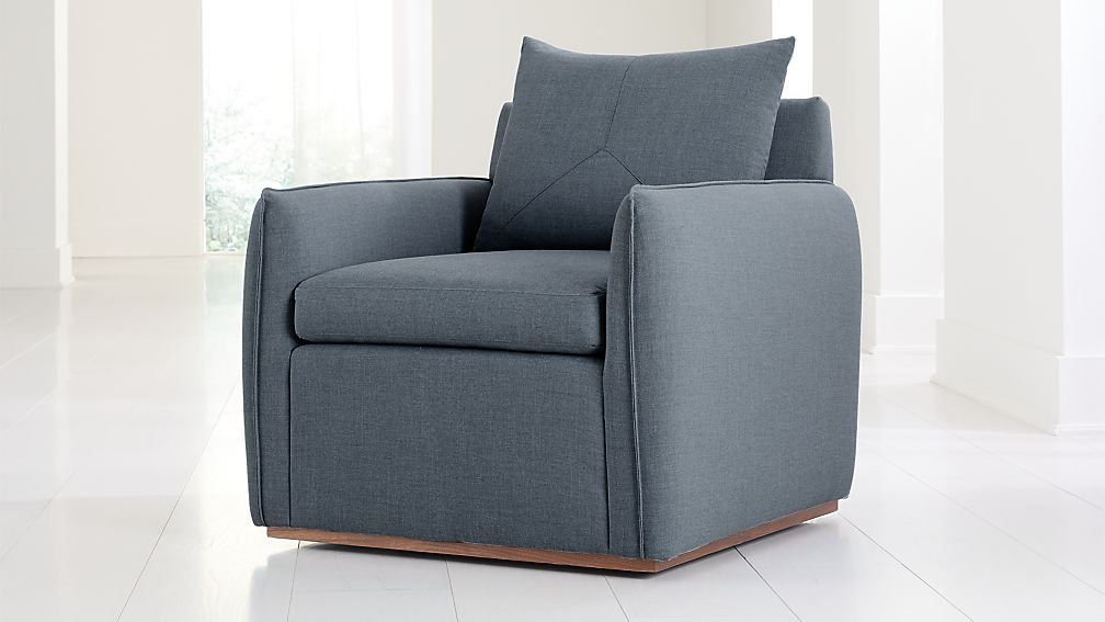 Hartly Swivel Chair - Image 1 of 8