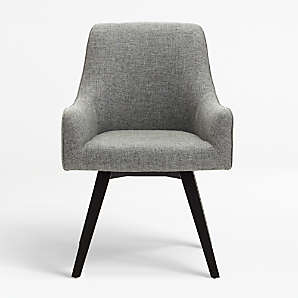 Swivel Office Chairs Crate And Barrel