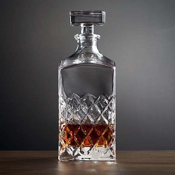 Hatch Decanter 32oz.
