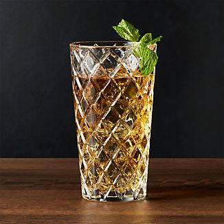 Hatch Highball Glass