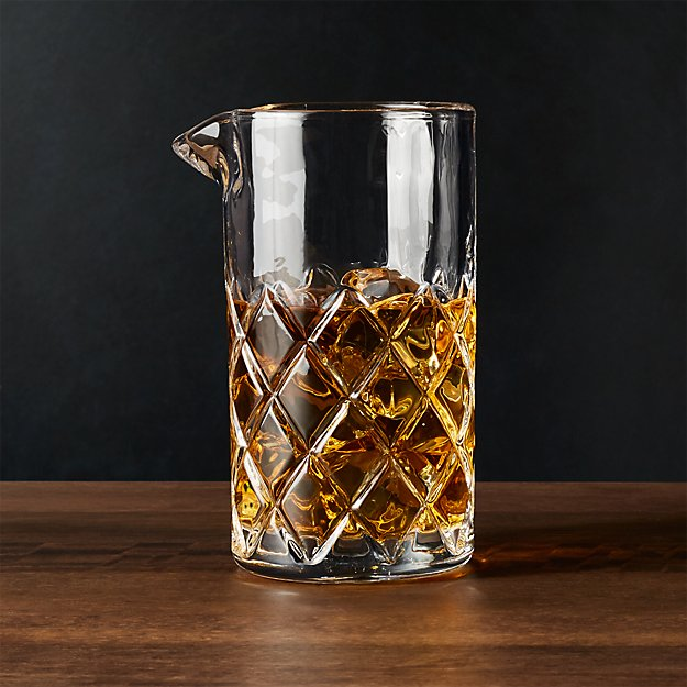 Hatch Mixing Glass - Image 1 of 12