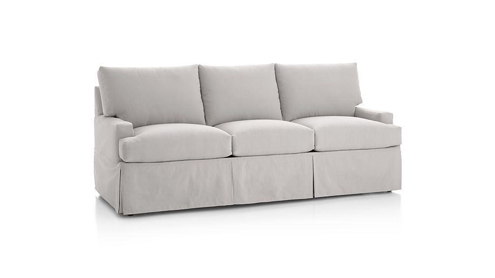 Hathaway Slipcovered Queen Sleeper Sofa