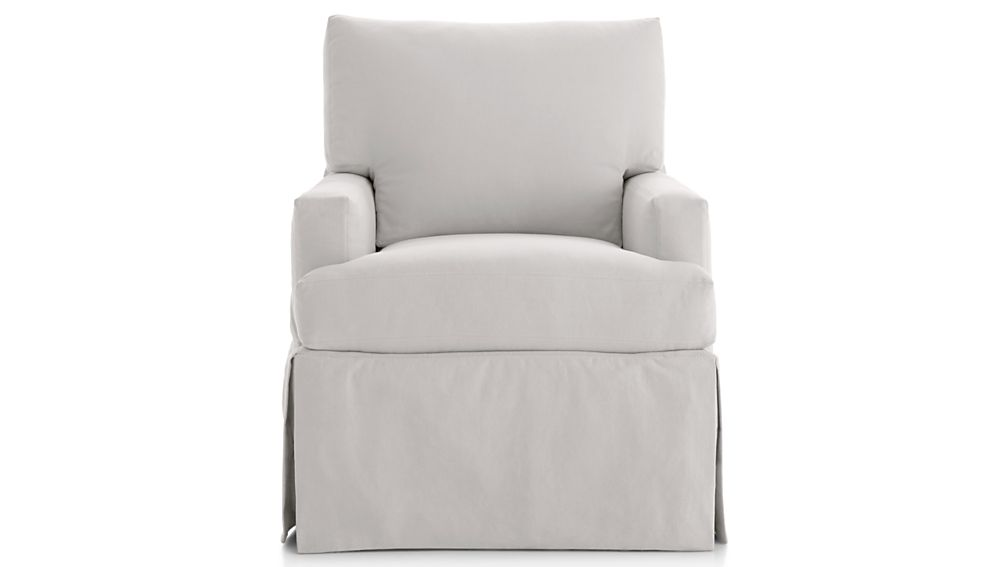 Hathaway Slipcovered Chair