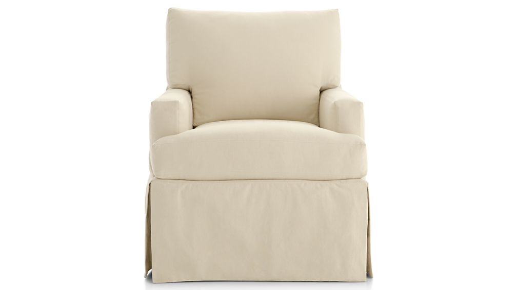 Slipcover Only for Hathaway Ottoman