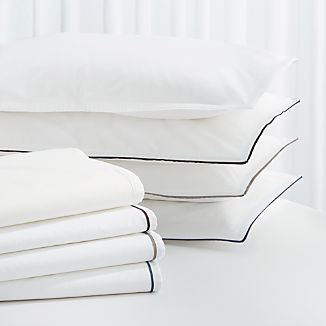 Haven Percale Duvet Covers and Pillow Shams