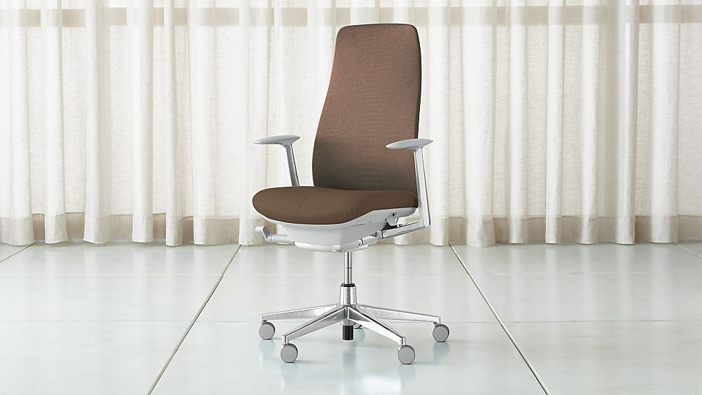 Haworth Java Fern Task Chair Reviews Crate And Barrel