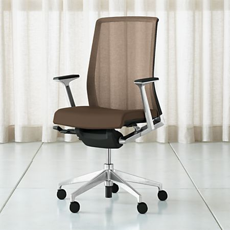 Awesome Haworth Very Mesh Back Desk Chair Reviews Crate And Barrel Ibusinesslaw Wood Chair Design Ideas Ibusinesslaworg